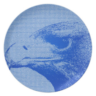 Prato Eagle abstrato 2