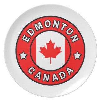 Prato Edmonton Canadá