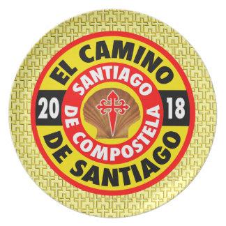 Prato EL Camino de Santiago 2018