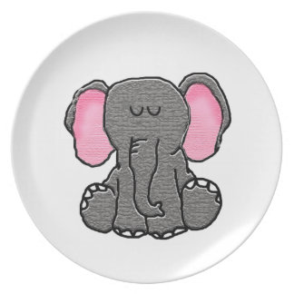 Prato Elefante bonito