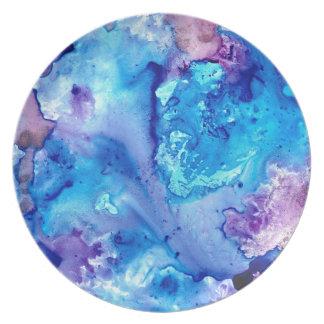 Prato Embaçamento roxo Luna #5