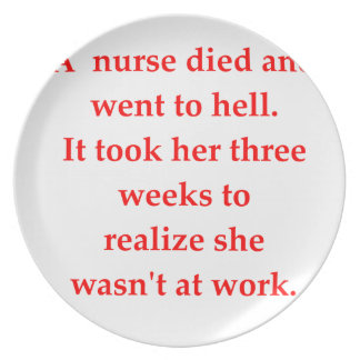 Prato enfermeira