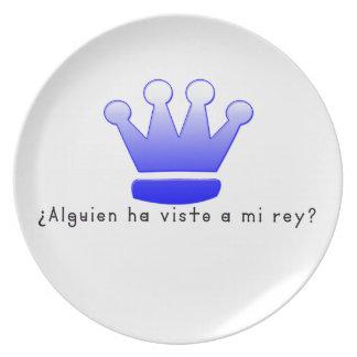 Prato Espanhol-Rei