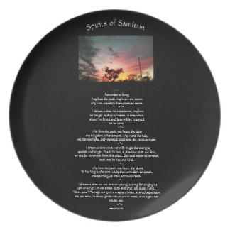 Prato Espírito de Samhain
