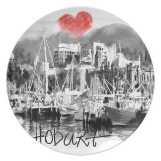 Prato Eu amo Hobart