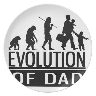 Prato evolução do pai