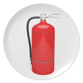 Prato Extintor