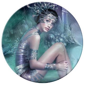 Prato Fantasia mágica & Mystical
