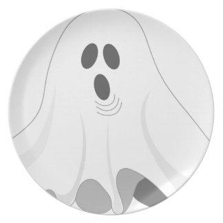 Prato Fantasma do Dia das Bruxas - VAIA!