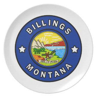 Prato Faturamentos Montana