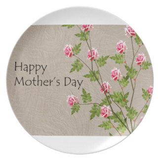 Prato Feliz dia das mães