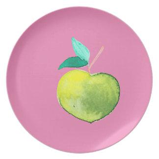 Prato Fruta do hipster