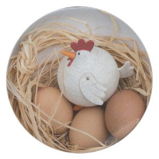 Prato Galinha & ovos
