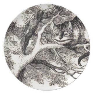 Prato Gato de Cheshire