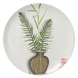 Prato ikebana 14 por fernandes tony