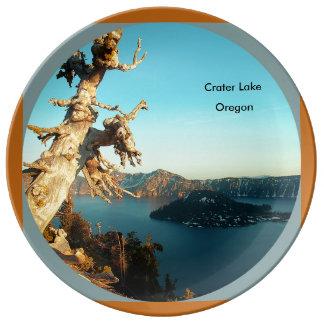 Prato Ilha do feiticeiro e lago crater