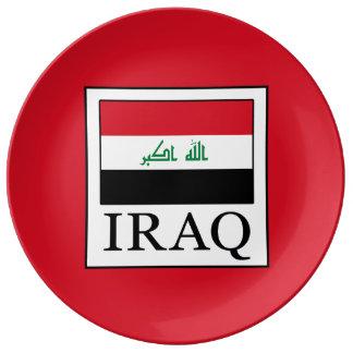 Prato Iraque