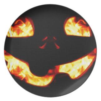 Prato Jack de queimadura