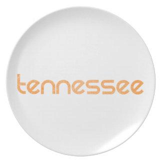 Prato Laranja de Tennessee
