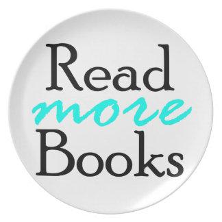 Prato Leia mais livros