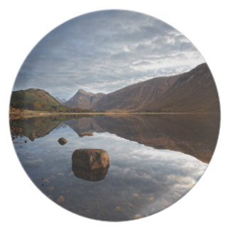 Prato Loch Etive. Glencoe nas montanhas escocesas
