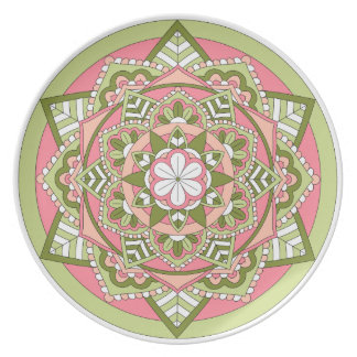 Prato Mandala floral colorida 061117_1