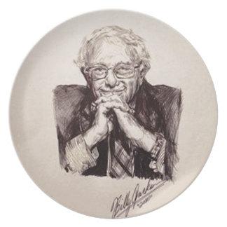Prato Máquinas de lixar de Bernie por Billy Jackson