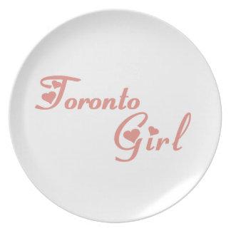 Prato Menina de Toronto