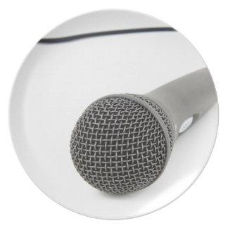 Prato Microfone - conversa a mim