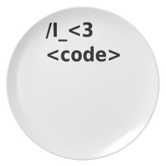 Prato Mim código <3