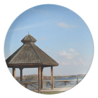 Prato Miradouro sobre o lago
