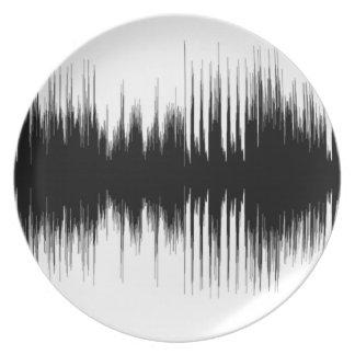 Prato Música auricular audio Recording.pn musical da