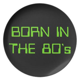 Prato Nascer no anos 80