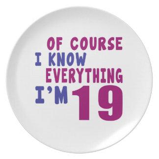 Prato Naturalmente eu sei que tudo eu sou 19