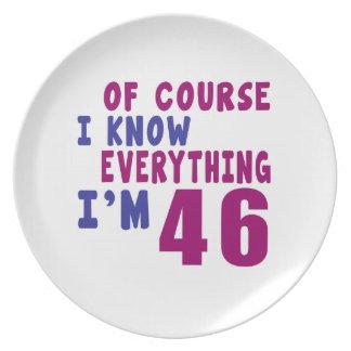 Prato Naturalmente eu sei que tudo eu sou 46