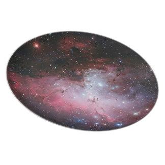 Prato Nebulosa de Eagle