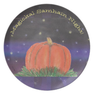 Prato Noite da abóbora de Samhain