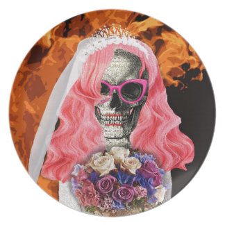 Prato Noiva do inferno