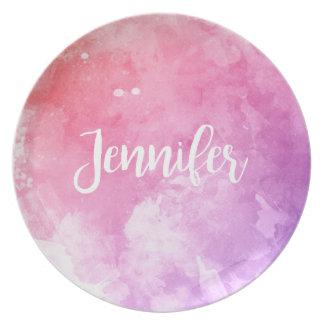 Prato Nome de Jennifer