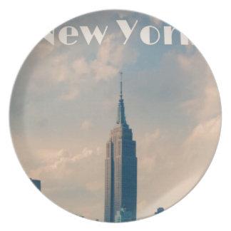 Prato Nova Iorque