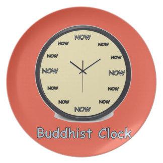 Prato O budista cronometra agora