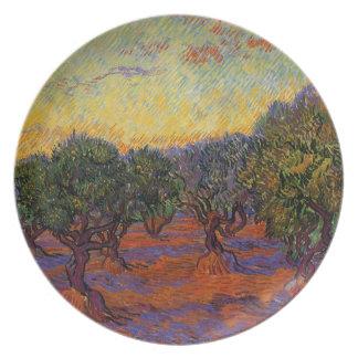 Prato Oliveiras - Vincent van Gogh