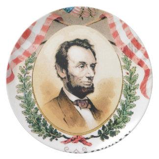 Prato Oval de Abe