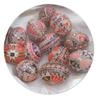 Prato Ovos da páscoa