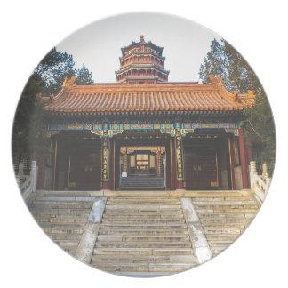Prato Palácio de verão em China