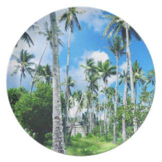 Prato Paraíso no Pacífico