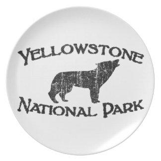 Prato Parque nacional de Yellowstone