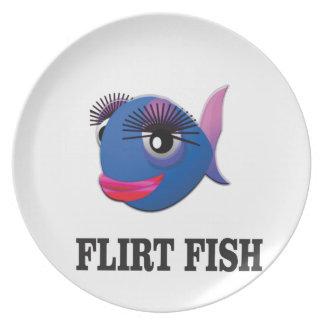 Prato peixes da namoradeira