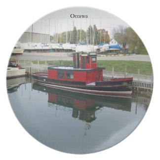 Prato Placa de Ottawa