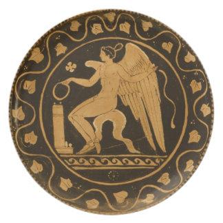 Prato Placa do grego clássico